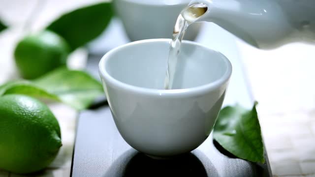 herbal tea video