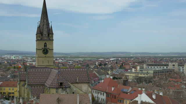 Hermanstadt Lutheran Cathedral video