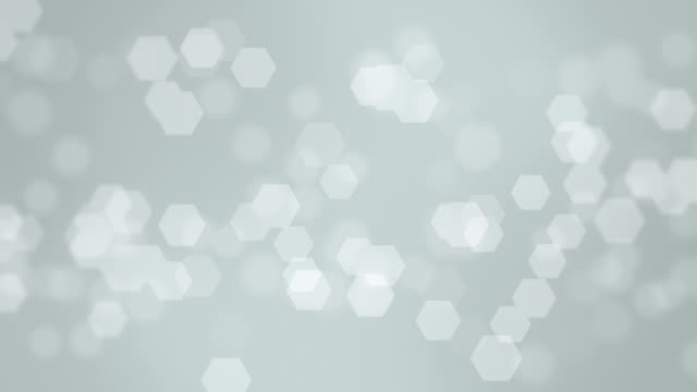 Hexagon Soft Background Loopable