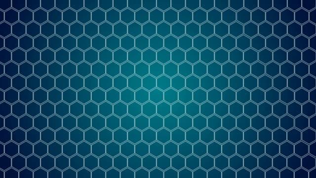Hexagonal, Honeycomb Background