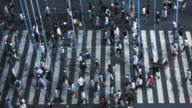 istock High Angle Shot of a Crowded Pedestrian Crossing in Big City. Augmented Reality Shows Visual Representation of Connected People with the Internet World, Technology Around Us and Wi-Fi  Wave Network. 1176845576
