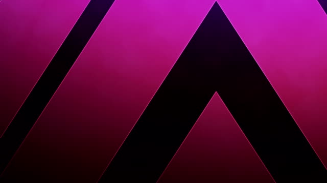 High Definition CGI motion backgrounds ideal for editing pink arrows moving video