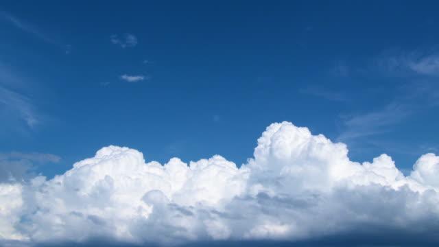 高品質を 4 k で雲の上コマ撮り撮影 - 夏点の映像素材/bロール