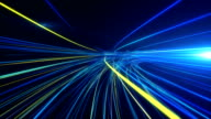 istock High Speed lights Tunnel motion trails 1069075656