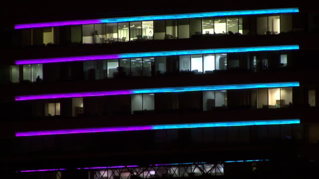 High Tech Offices HD 1080 High Tech Offices post modern architecture stock videos & royalty-free footage