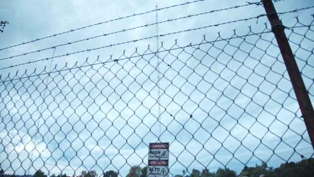 High Voltage Towers video