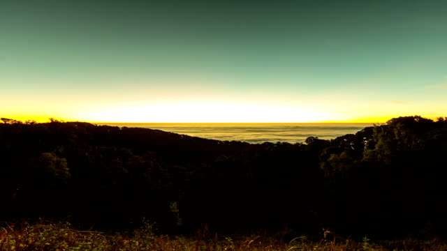Highest viewpoint on  Doi Inthanon, Chiang Mai. video