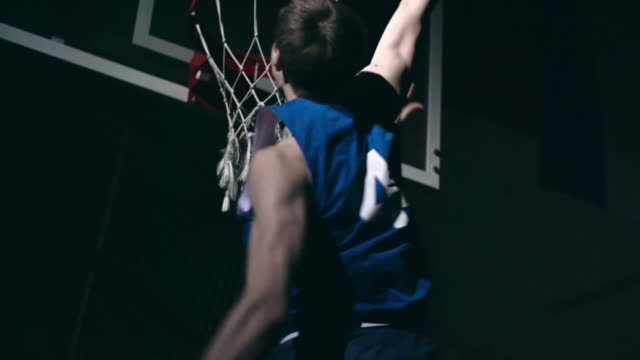 High-Flying Slam Dunk video