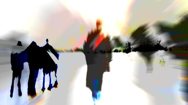 WALKING THROUGH HYDE PARK : highly condensed reality (loop)