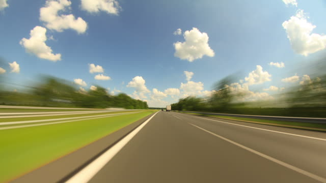 Highway Driving France