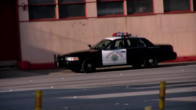 Highway Patrol pullover HD video