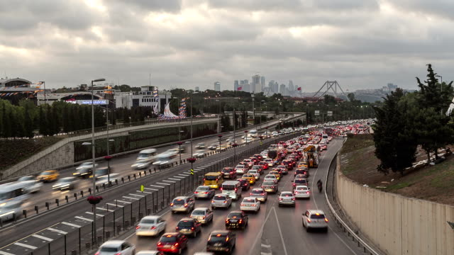 HD: Highway Traffic video