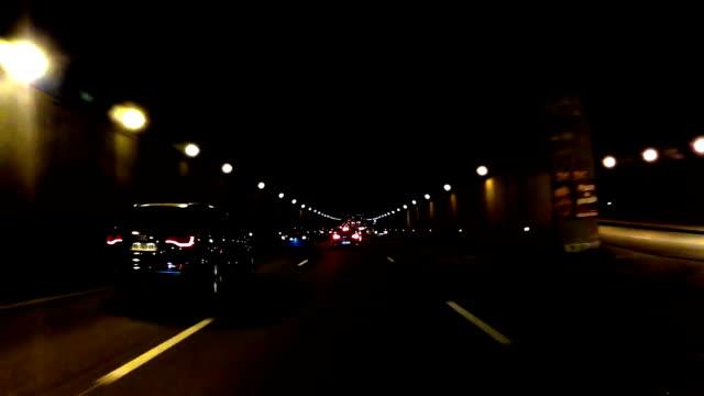 Highway Tunnel 01 video