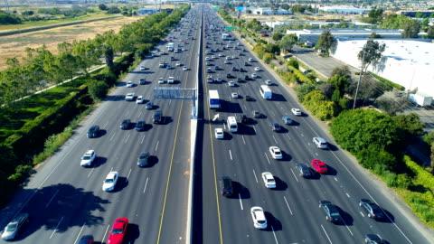 vídeos y material grabado en eventos de stock de la autopista - conducir