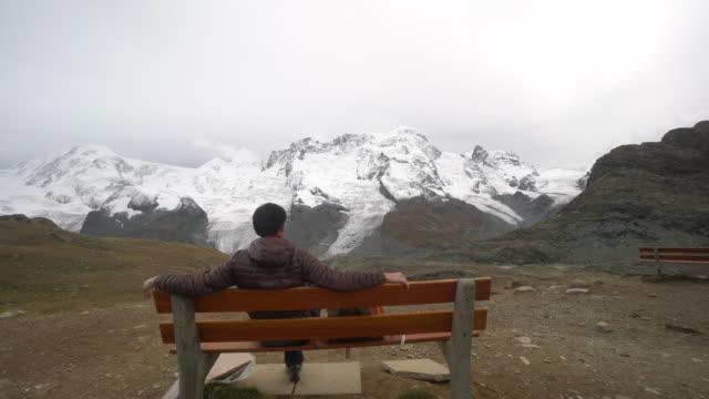CNEUCIT1148 Hiking in Jungfrau Switzerland video