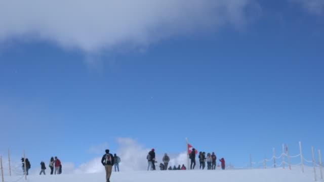 Hiking in Jungfrau Switzerland video