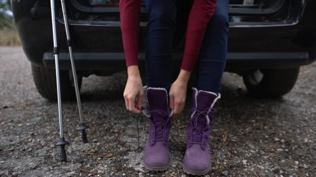 Hiking preparation video