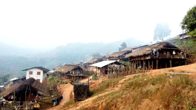 Hilltribe village video