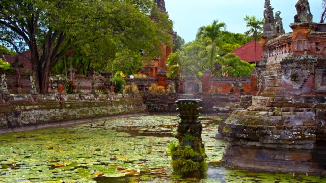 SLO MO Hindu Temple in Bali