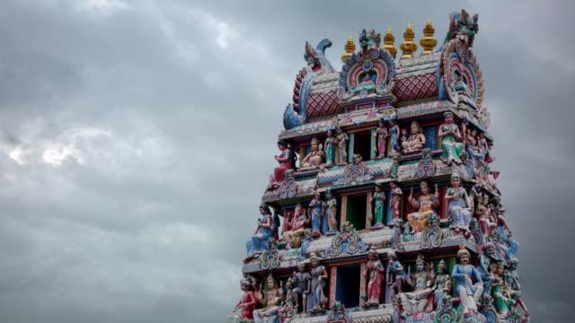 Hindu Temple video