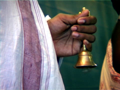 Hinduism Bell Ringing video