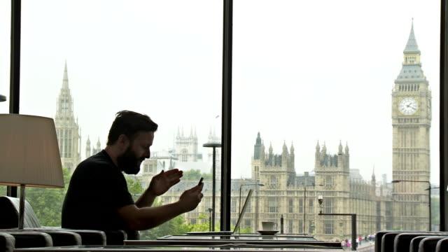 LS Hipster Wenn Sie ein Video an In London – Video
