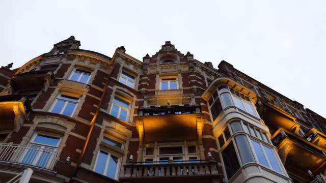 Historic Building in Amsterdam's City Centre video