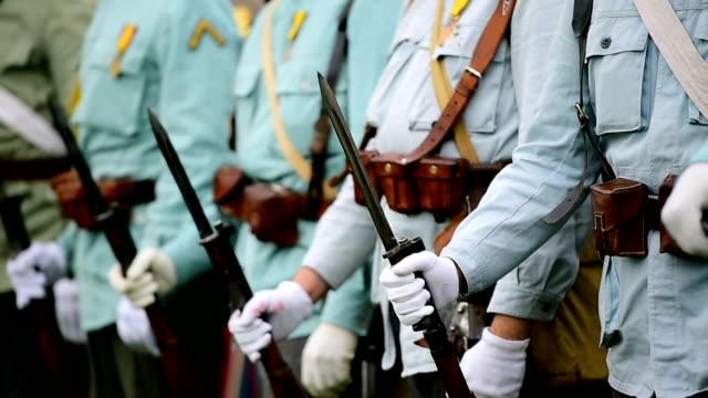 Historical military reenactment