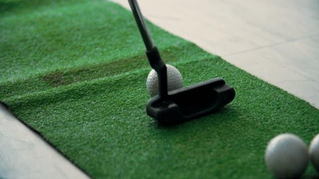 Hobby : Golf Putting