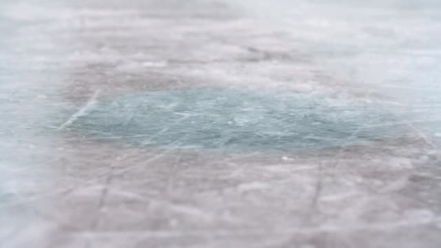 Hockey Ice Surface Background video