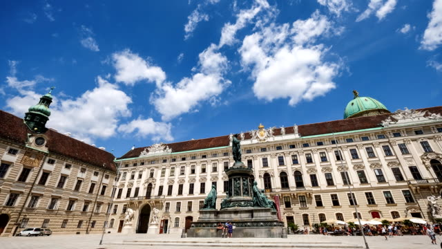 Hofburg Palace video