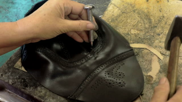 Holes for shoelaces