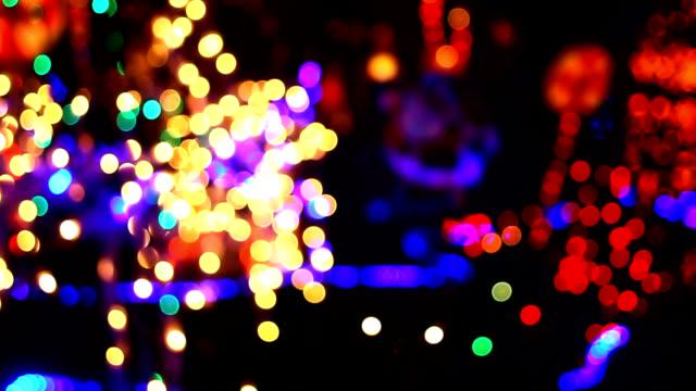 Holiday Lights video