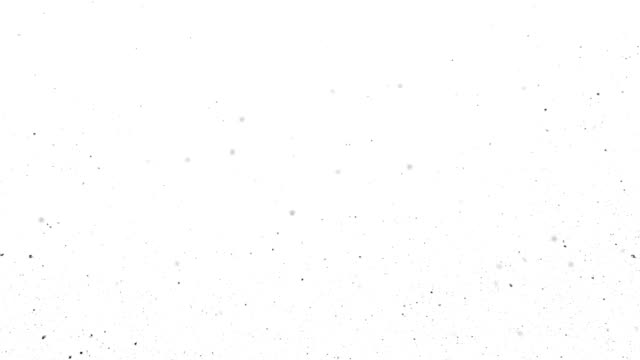 Holiday Snow with Luma Matte video