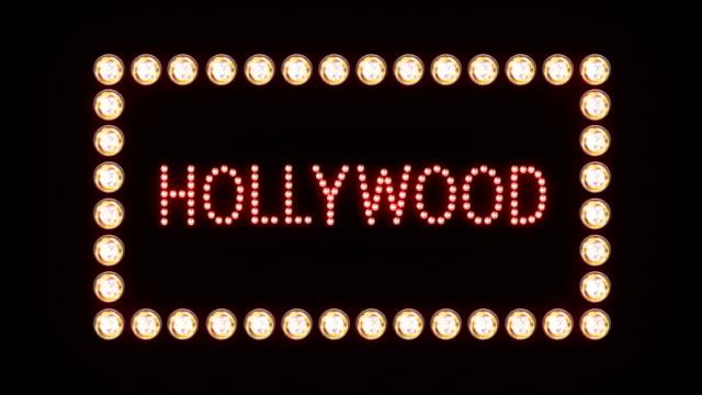 Hollywood SIgn HD Video Loop video