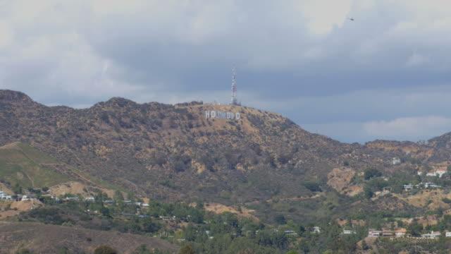hollywood-skylt - hollywood sign bildbanksvideor och videomaterial från bakom kulisserna