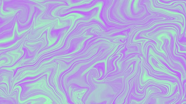 holographic foil abstract colorful wave flowing background - hippie fashion stock videos & royalty-free footage