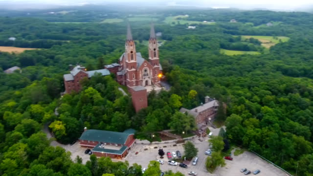 Holy Hill national monument video