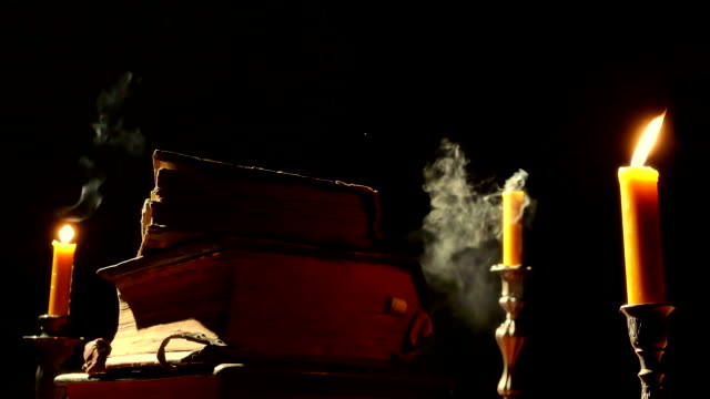 Holy Smoke and Liturgical Books video