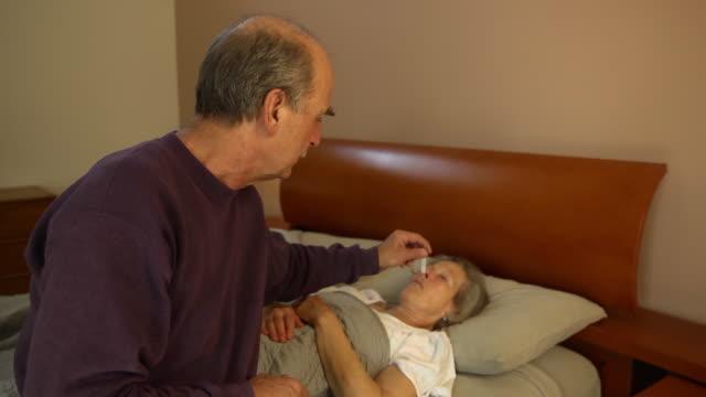 Home Caregiver - Taking Temperature video