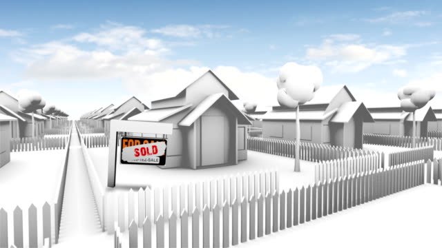 Home For Sale - White video