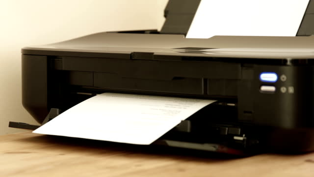 home printer video