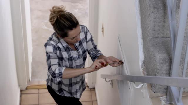 DIY home repairs video
