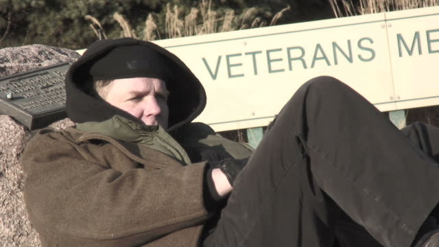 Homeless veterano 01 - vídeo
