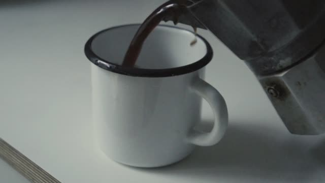 homemade coffee video
