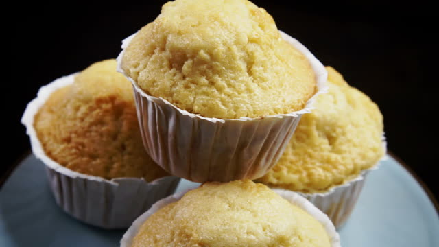 Hausgemachte Muffins – Video