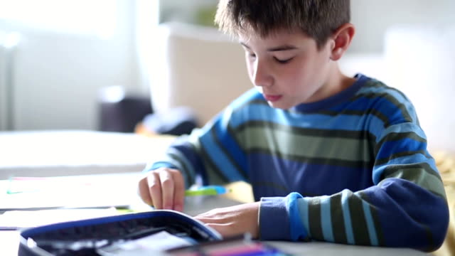 Homework at home video
