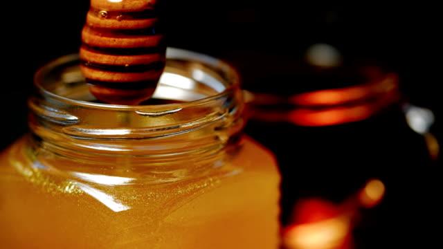 Honey and tea video