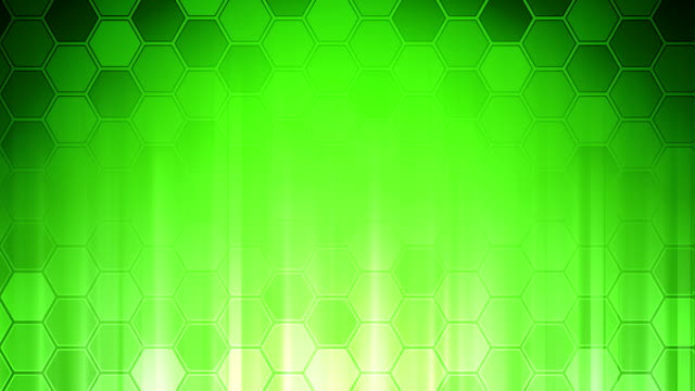 Honeycomb Wall Green video