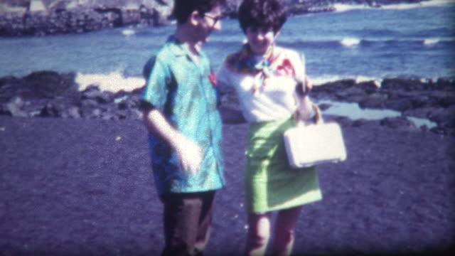 Honeymoon Beach Vintage 1960's video
